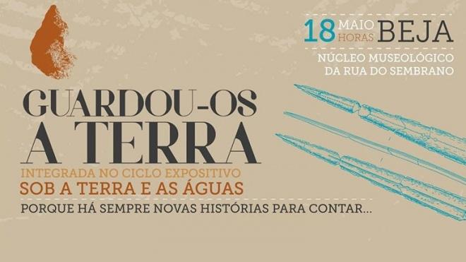 """Novo ciclo de exposições em Beja """"Sob a terra e as águas"""""""