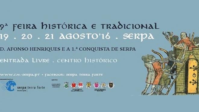 9ª Feira Histórica e Tradicional de Serpa