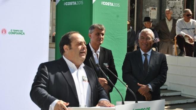 PS em campanha em Alvito e Vidigueira