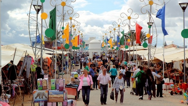 Feira de Castro a última grande feira do sul