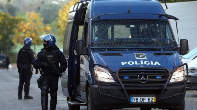 18 detidos na operação