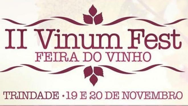 II Vinium Fest em Trindade