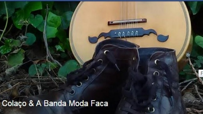 """Paulo Colaço e a Banda Moda Faca nos """"Infantes"""""""
