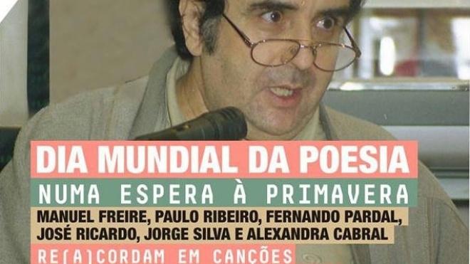 """Poemas de Martinho Marques """"Numa espera à Primavera"""""""