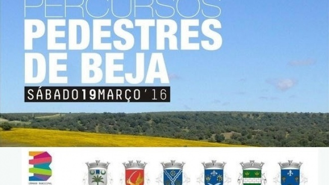 Beja promove percursos pedestres pelo concelho
