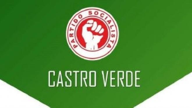 PS de Castro Verde faz ronda pelo concelho