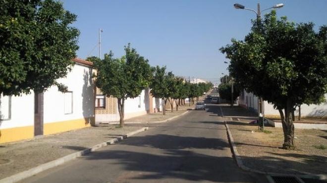 Requalificação da Rua Dr. Egas Moniz em Cuba
