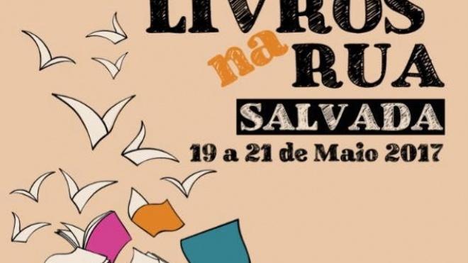 """Salvada apresenta """"Livros na Rua"""""""