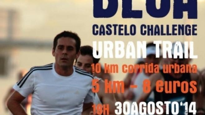 Beja Castelo Challenge-Urban Trail