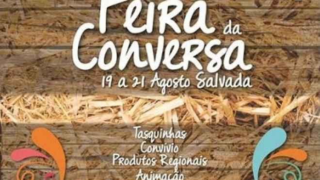 Feira da Conversa em Salvada