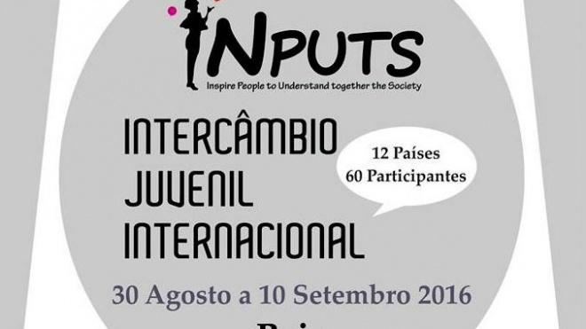 Intercâmbio Internacional Juvenil em Beja