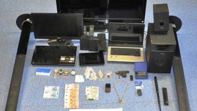 PSP de Beja deteve homem por suspeita de tráfico de droga