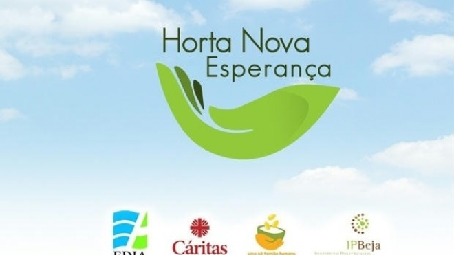 "EDIA oferece equipamento ao projecto ""Horta-Nova Esperança"