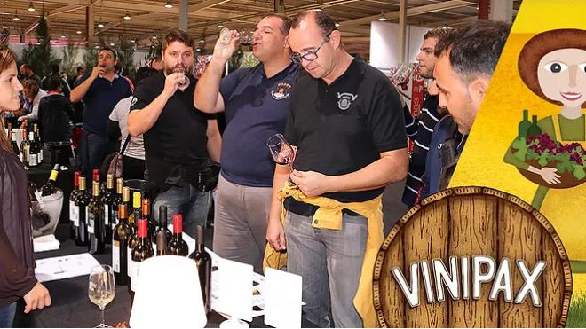 11ª edição da Vinipax recebe 80 produtores