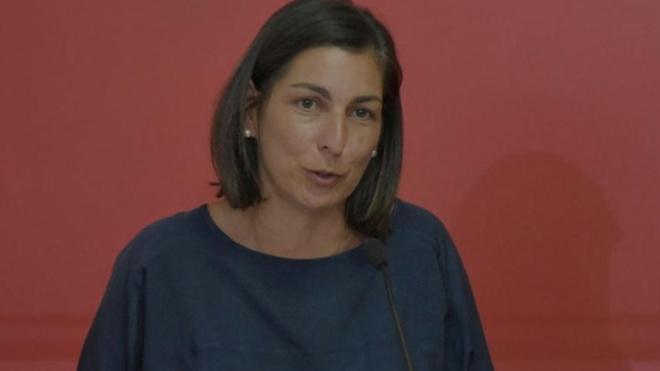 Ana Catarina Mendes em Cuba