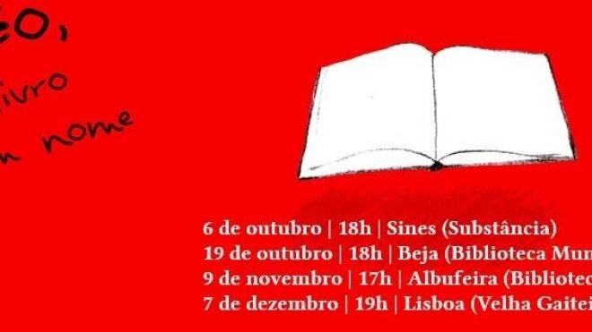 Apresentação de Livro e FIKE em Beja