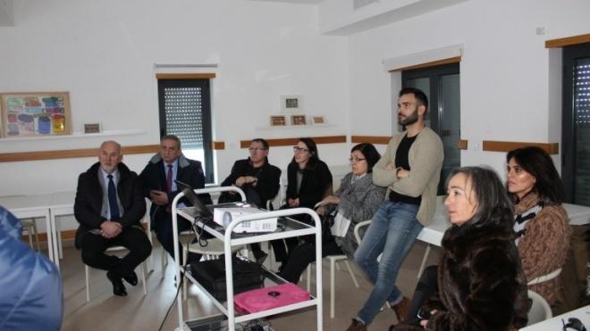 Voz da Planície recebeu visita de delegação da Polónia