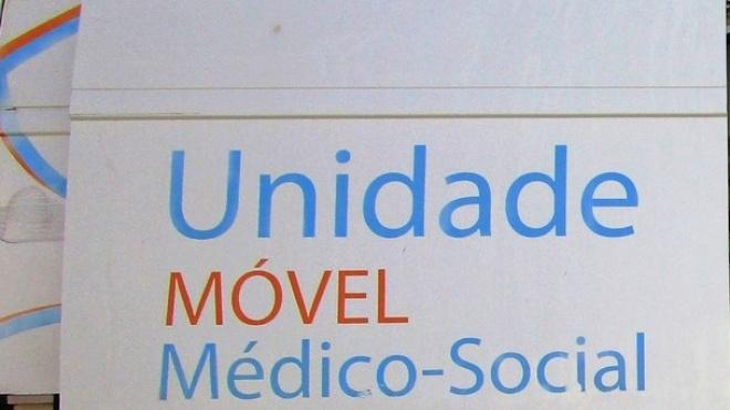 Unidade Móvel de Mértola com campanha junto da população