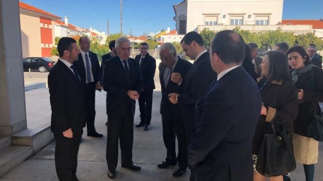 António Costa e Pedro Marques estão hoje em Évora