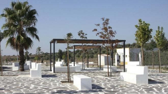 Parque da Ribeira de Vale de Juncos inaugurado em Amareleja