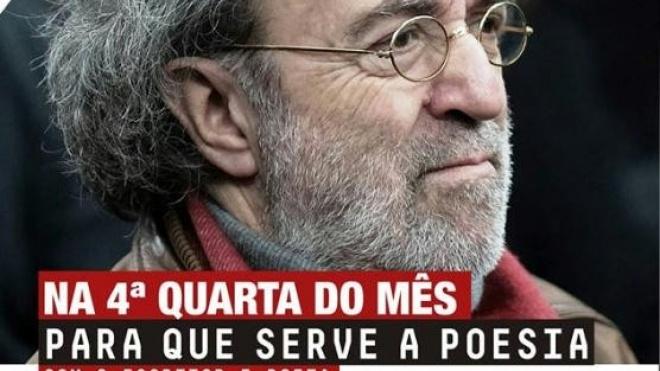 Tertúlia com Vergílio Alberto Vieira