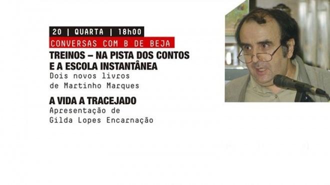 Martinho Marques lança dois novos livros