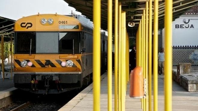 PEV relembra ao Governo compromisso de electrificação da linha Beja/Casa Branca