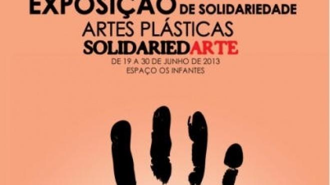 """""""Os Infantes"""" inaugura Solidariedarte"""