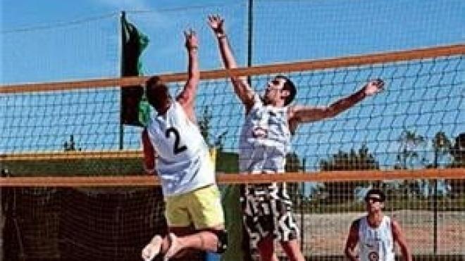 Castro Verde recebe estágio das Selecções de Jovens Nacionais de Voleibol de Praia