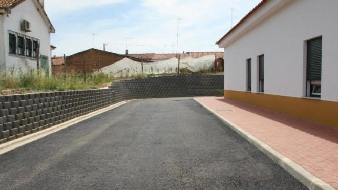 Requalificação do espaço exterior do Lar de Vila Verde de Ficalho