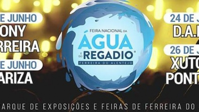 Feira da Água e do Regadio regressa a Ferreira do Alentejo