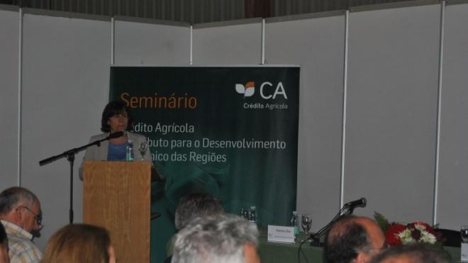 """FACECO 2014: Seminário \""""Caixa Agrícola contributo para o desenvolvimento económico das regiões\"""""""