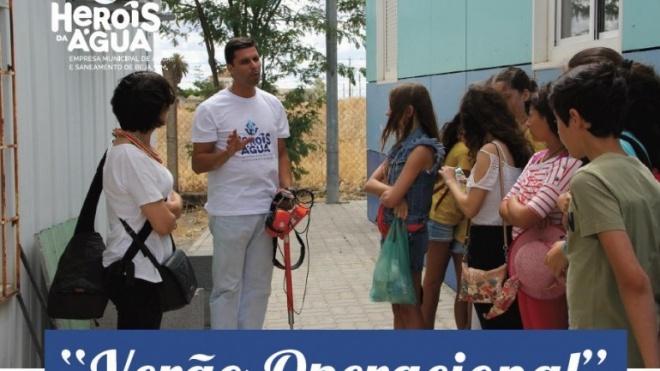 """EMAS promove """"Verão Operacional"""""""