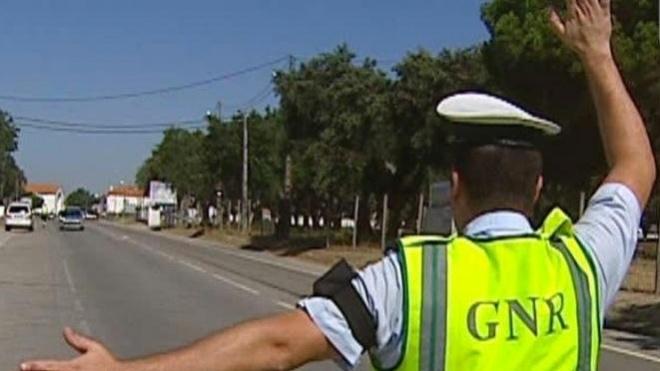 Excesso de velocidade na mira da GNR