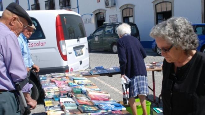 Biblioteca itinerante visita concelho de Aljustrel