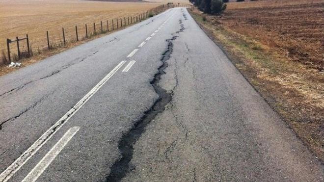 CDU quer melhorias nos acessos a Montes Velhos