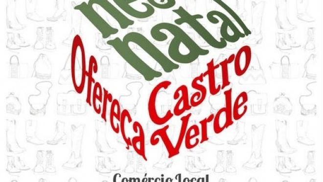Prémios Campanha Natal Castro Verde sorteados hoje