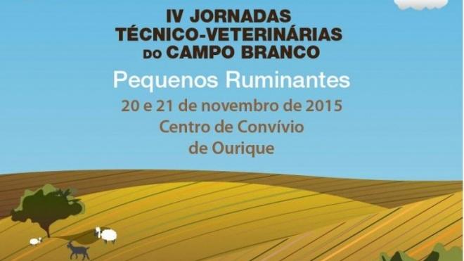 IV Jornadas Técnico-Veterinárias do Campo Branco em Ourique