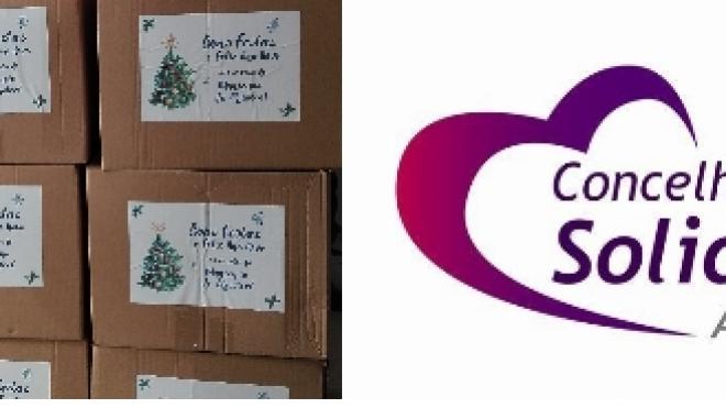 Aljustrel distribui cabazes de Natal