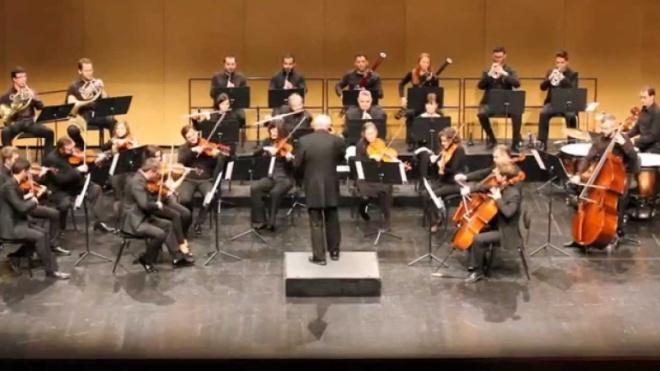 Concerto de Natal da Orquestra Clássica do Sul em Ourique