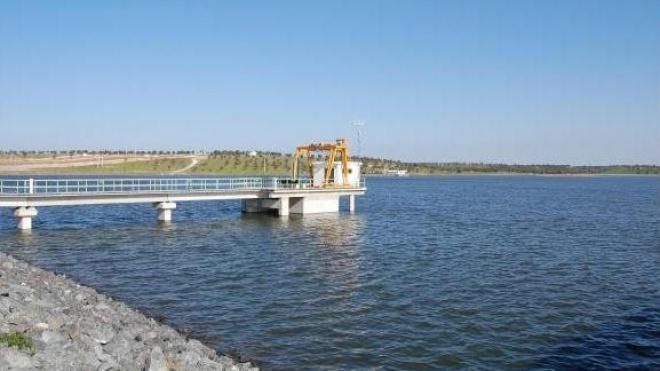 Inauguração da Barragem de São Pedro e Adutor de Pedrogão