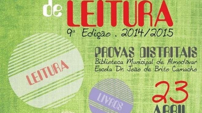 Almodôvar recebe fase distrital do Concurso Nacional de Leitura