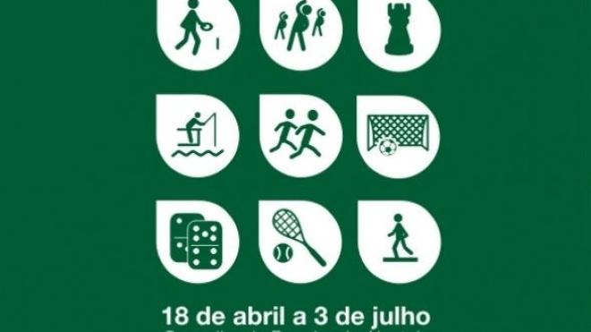 Jogos Desportivos com inscrições abertas