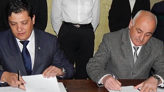Cuba e Shilda assinaram protocolo de geminação