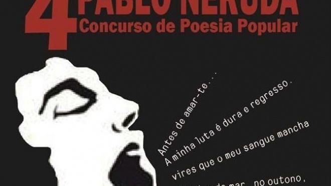 Concurso de Poesia Pablo Neruda