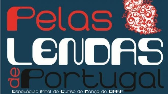 """""""Pelas Lendas de Portugal"""" para ver no Pax Julia"""