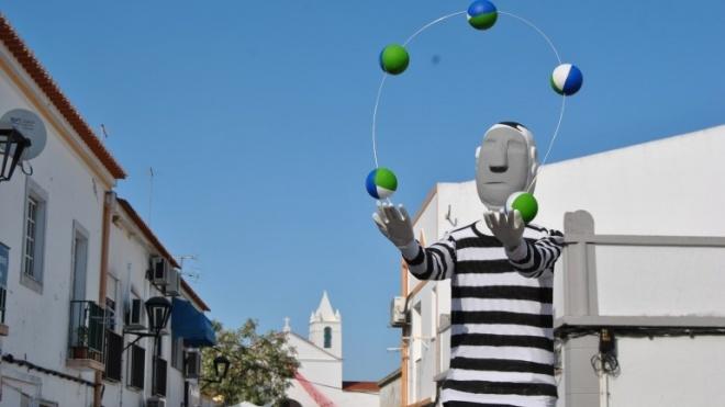 """Almodôvar """"capital"""" das artes de rua"""