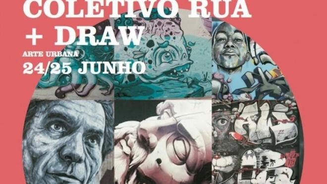 Arte urbana, exposições e concertos nas ruas de Beja