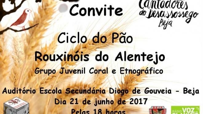 """Grupo Juvenil """"Rouxinóis do Alentejo"""" estreia hoje"""