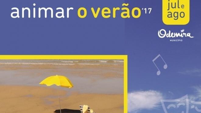 """""""Animar o Verão"""" hoje em Milfontes, Almograve e Zambujeira do Mar"""